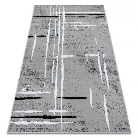 Carpet BCF ANNA Fuzzy 2966 grey