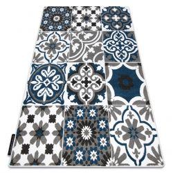Tapete ALTER Porto flores azul