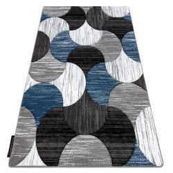 Teppich ALTER Geo Muscheln blau