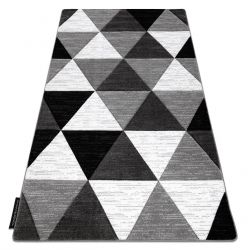 Tapis ALTER Rino triangle gris
