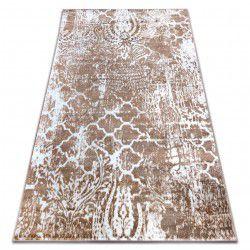 szőnyeg RETRO HE190 bézs / fehér Vintage