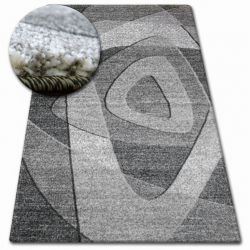 Carpet SHADOW 8594 black / light grey