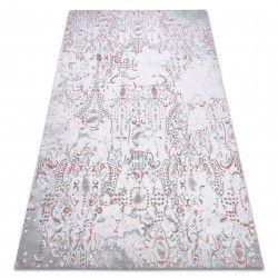 Teppich ACRYL DIZAYN 6167/0347 elfenbein / grau