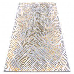 Carpet ACRYLIC DIZAYN 7056/0382 green / grey