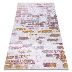 Akril DIZAYN szőnyeg 125/5057 rózsaszín