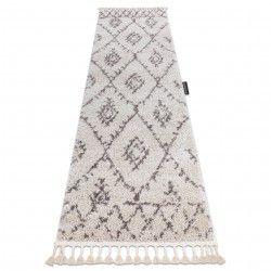 Carpet, Runner BERBER FEZ cream - for the kitchen, corridor & hallway