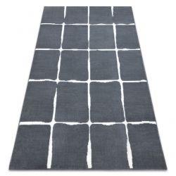 Tappeto BCF FLASH 33067870 traliccio grigio