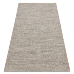 Carpet SISAL FORT 36201852 beige uniform one-color melange