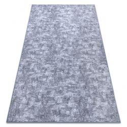 Tapete - SOLID gris 90 CONCRETO