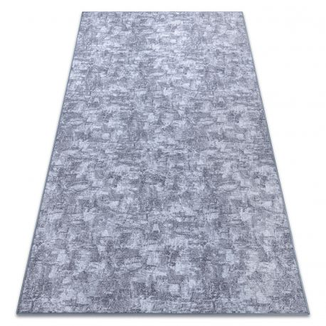 Carpet wall-to-wall SOLID grey 90 CONCRETE