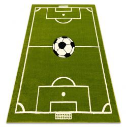 Tapis PILLY 4765 - vert TERRAIN DE FOOT BALLON DE FOOT