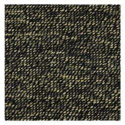 DYWAN - Wykładzina dywanowa BLAZE 270 złoty / czarny