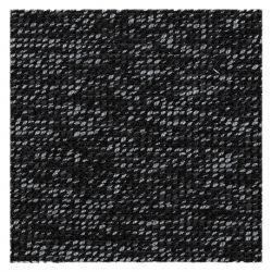 Wykładzina dywanowa BLAZE 990 srebrny / czarny