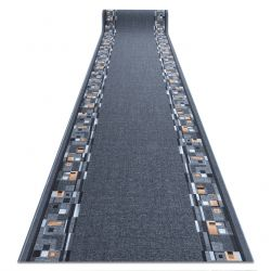 Csúszásgátló futó szőnyeg BOMBAY szürke