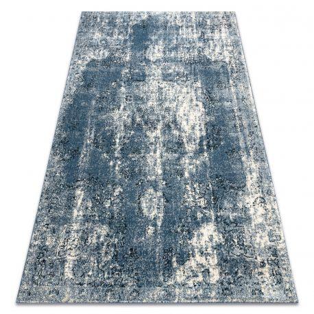 Carpet HENT 78301632 Ornament vintage blue / beige