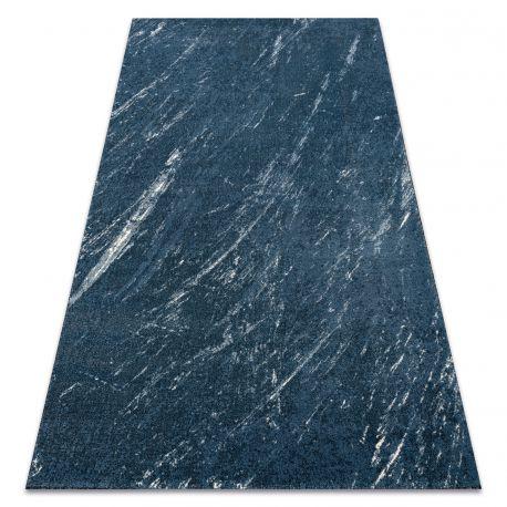 Carpet HENT 78306392 Abstraction modern blue