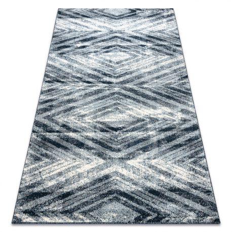 Carpet HENT 78313692 Diamonds vintage blue / beige