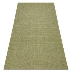 Килим SIZAL FLAT 48637041 зелен
