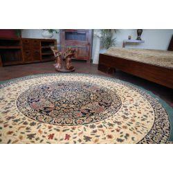 Carpet EDEN circle WITRAŻ emerald