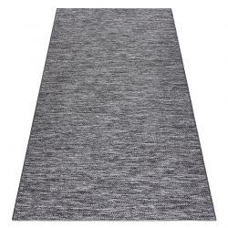 Teppich COLOR 47202900 SISAL grau / silber