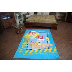 Children carpet DISNEY HANDY MANNY 802