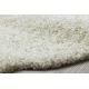 Koberec SOFFI shaggy 5cm krém