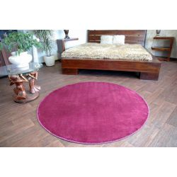 Carpet circle ULTRA purple