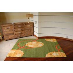 Carpet BALLS green