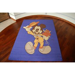 Carpet MICKEY MOUSE blue