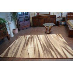 Teppich KARAMELL ARABICA braun