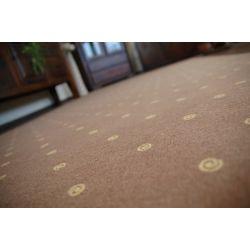 Chic szőnyegpadló 144 barna