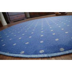 Килим коло CHIC 178 синій