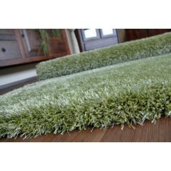 Carpet SHAGGY SPECTRUM green