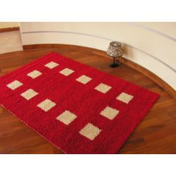 Carpet JAZZY CALM red
