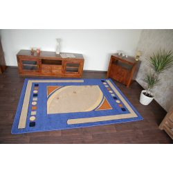 Teppich JAKAMOZ 1033 blau