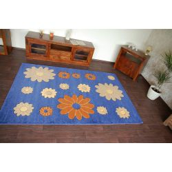 Carpet JAKAMOZ 1259 blue