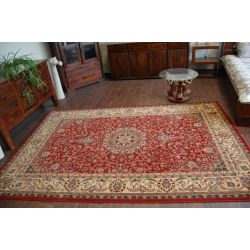 Carpet POLONIA BESHIR ruby