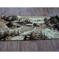 Carpet TAPESTRY - MOUNTAINS