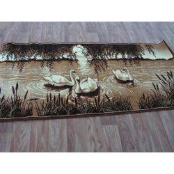 Carpet TAPESTRY - SWANS