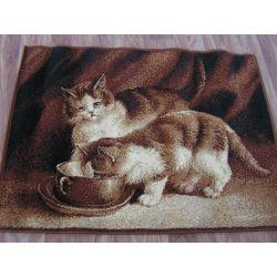 Covor Makata - Pisici