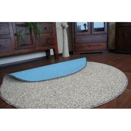 Carpet circle XANADU 303 cream gray
