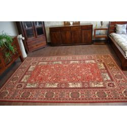 Carpet POLONIA MARIACKI ruby