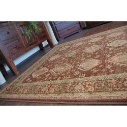 Teppich OMEGA SARDIS Burgund
