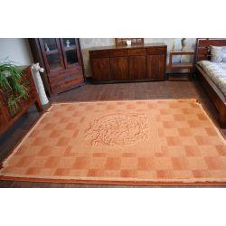 Teppich POLONIA RING Terrakotta