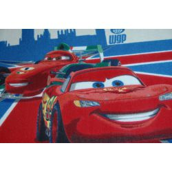 Carpet DISNEY 95x133cm CARS 26