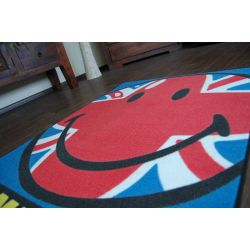 Tapis DISNEY 95x133cm SMILEY 05