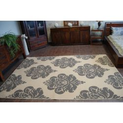 Carpet AVANT-GARDE DAMASZEK flax