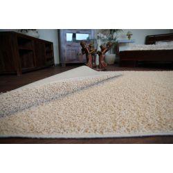 Teppich, Teppichboden SHAGGY MISTRAL vanille