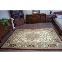 Carpet HEAT-SET BELVEDERE 3052 cream / brown