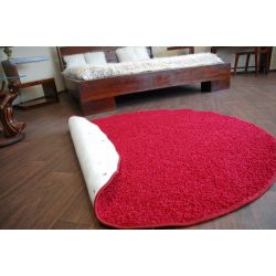 Carpet round SPHINX claret